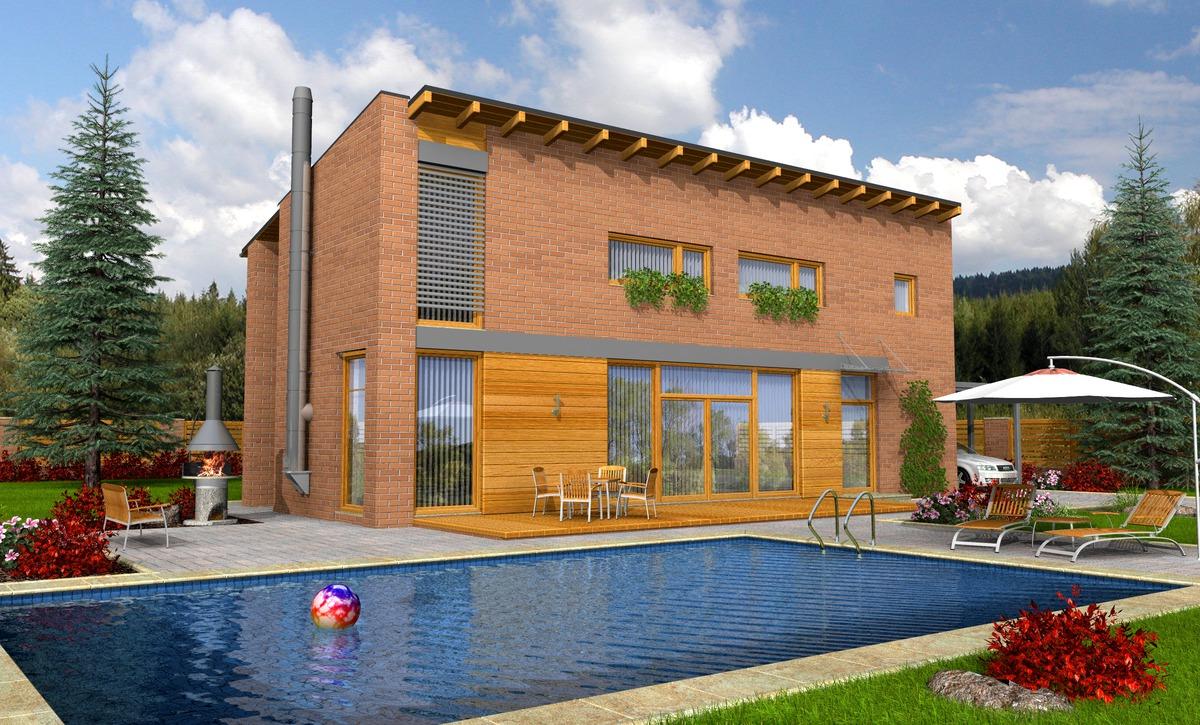 Dřevostavby, moderní bydlení pro každého