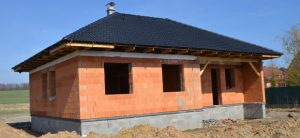 Stavba domu na podzim není problém