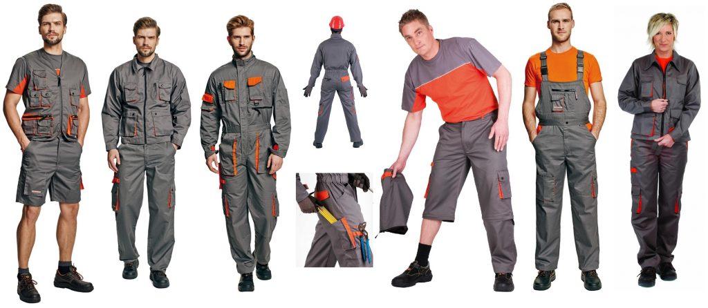Pracovní oděvy nejsou zbytečnost, ale nutnost. Proti jakým nebezpečím vás ochrání a jak vybírat?