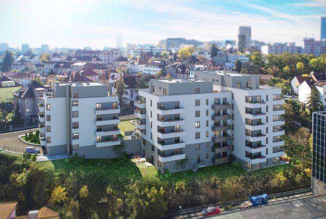 Moderní bydlení v pražské novostavbě