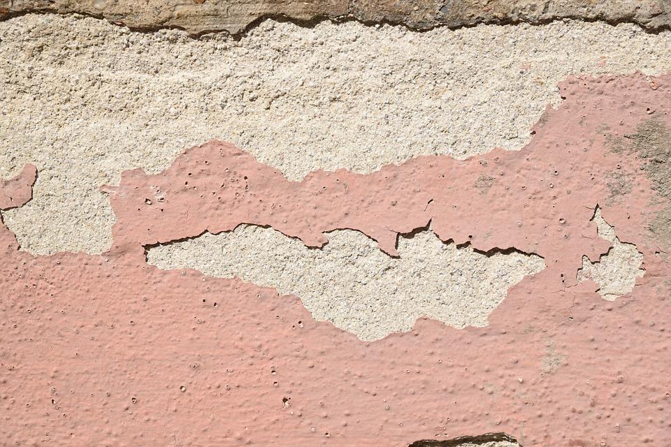 Oprava starých stěn