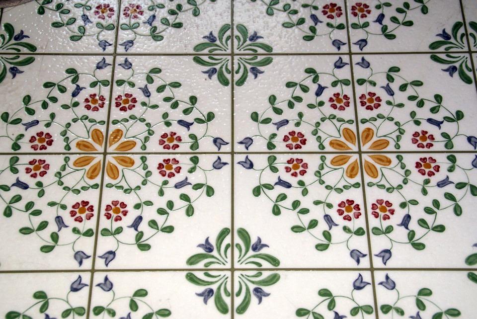 Imitace povrchů podlah