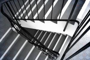 Po schodech nahoru a dolu