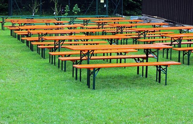 Jak uspořádat nezapomenutelnou zahradní party?