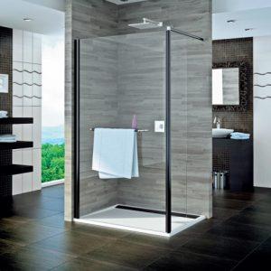 Budujeme sprchový kout