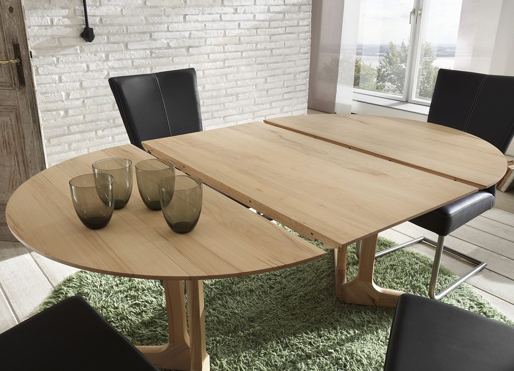 ROTT – Masivní jídelní stoly pro vaši vysněnou kuchyň