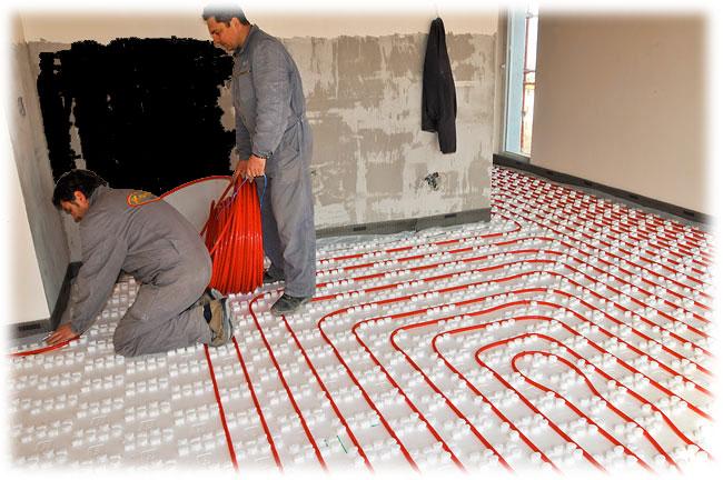 Elektřina proti teplé vodě: Jaké podlahové vytápění je lepší?