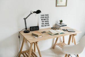 Zařiďte si pracovnu podle vašeho gusta