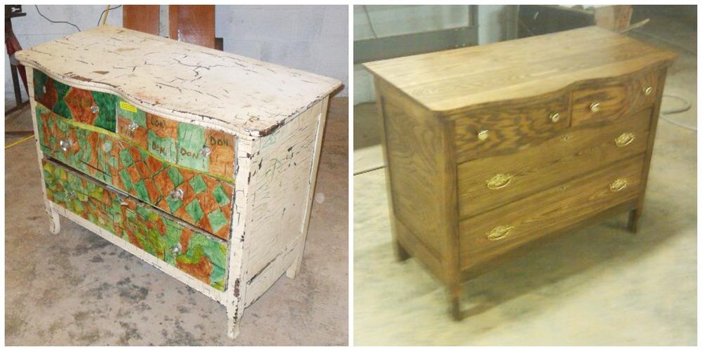 Jak na renovaci starého nábytku