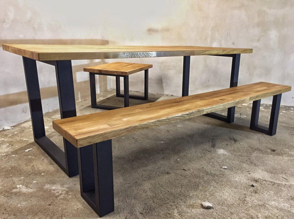 SteelWood_CZ, když chcete nábytek, který něco vydrží