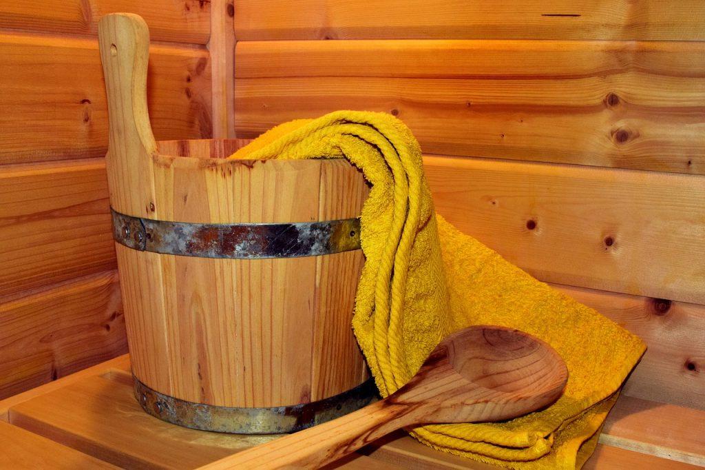 Mít vlastní saunu má mnoho výhod
